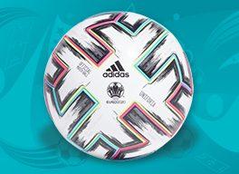 Gagnez un ballon officiel de l'Euro 2020